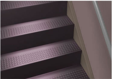 johnsonite rubber stair treads